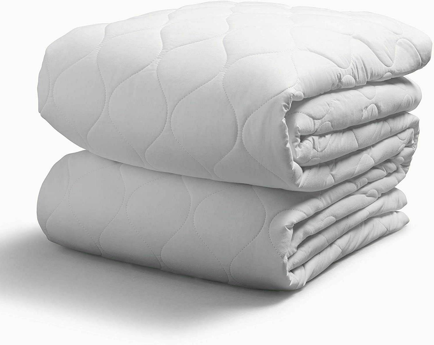 Sunbeam Heated Mattress Pad | Quilted Polyester, 10 Heat Set