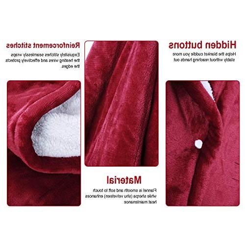 """MaxKare Blanket with Off, Sherpa for Reversible Heat-Level 50"""" 60"""""""